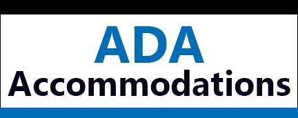ADA accommodations