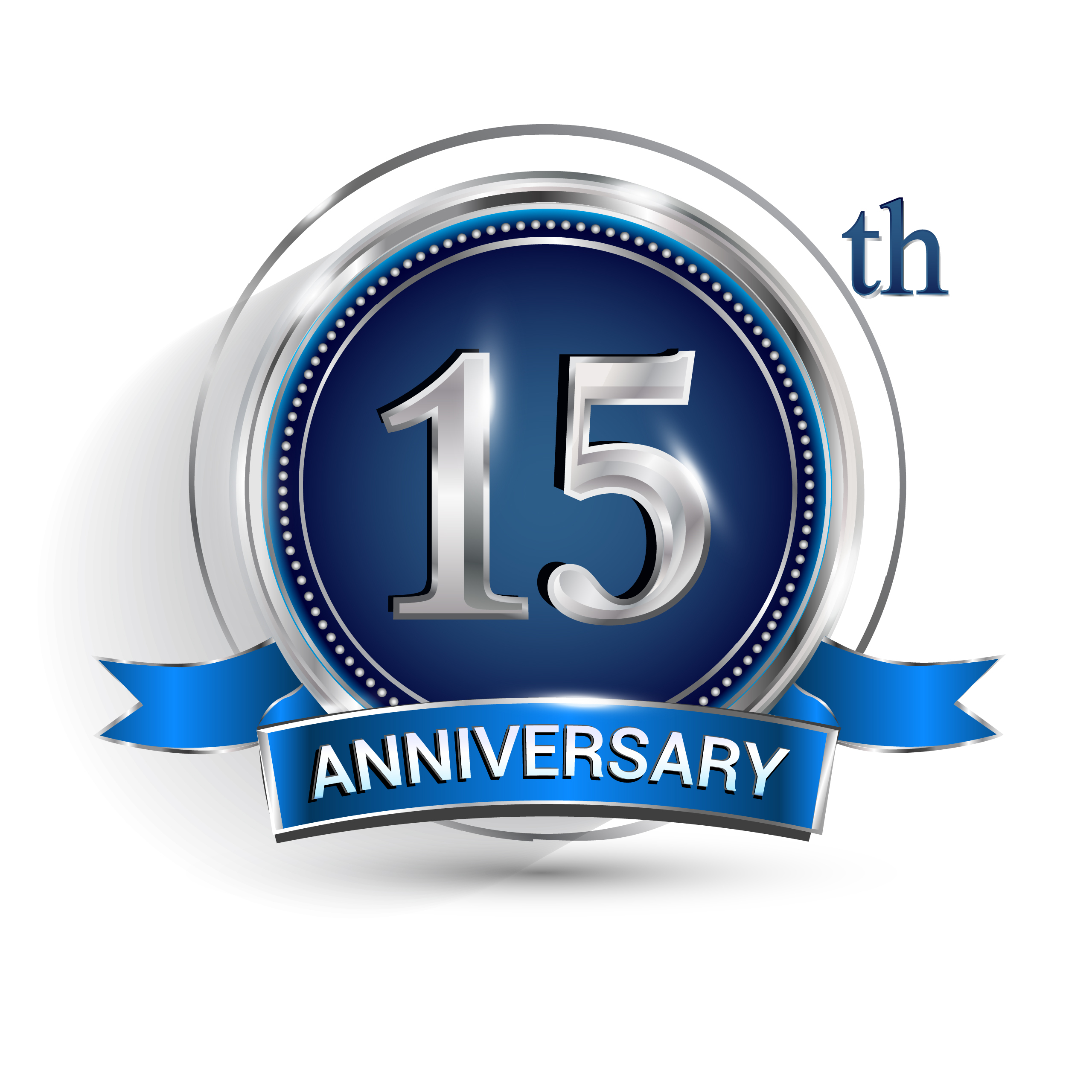CyQuest 15th Anniversary Badge